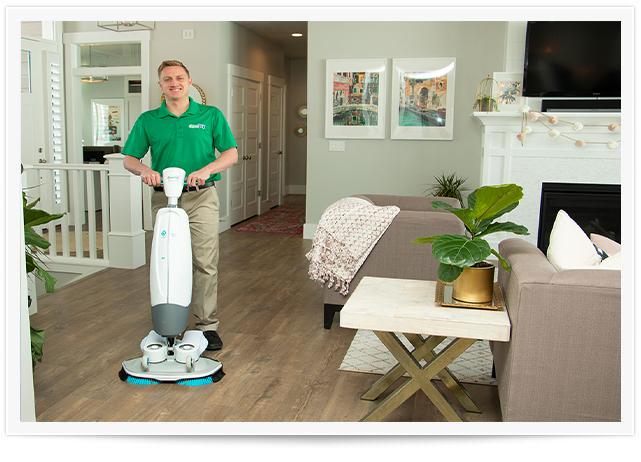 Wood Floor Cleaning Utah County
