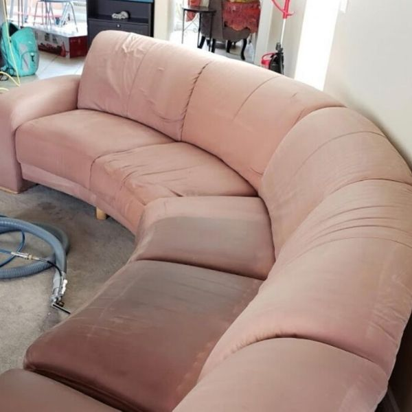before and after upholstery cleaning provo ut