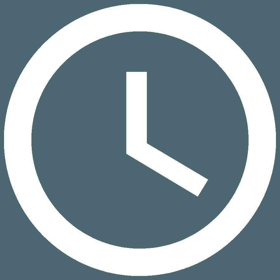 clock icon for carpet cleaning pleasant grove ut