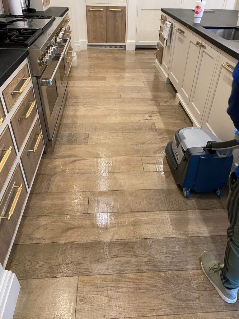 after wood floor cleaning provo ut